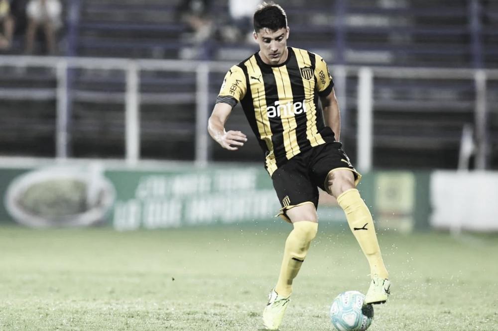Palmeiras anuncia contratação do lateral-esquerdo Joaquín Piquerez, ex-Peñarol, até 2025