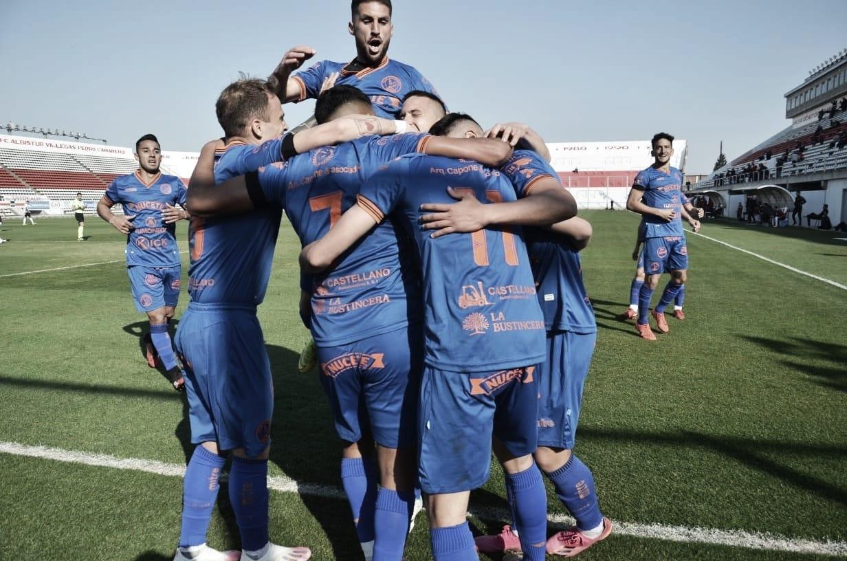 El Gallito ganó 1 a 0 ante Ferro, luego de 50 años