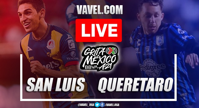 Goals and Highlights: Atletico San Luis 1-1 Queretaro in Liga MX 2021