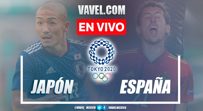 Goles y resumen del Japón 0-1 España en Semifinal Tokio 2020