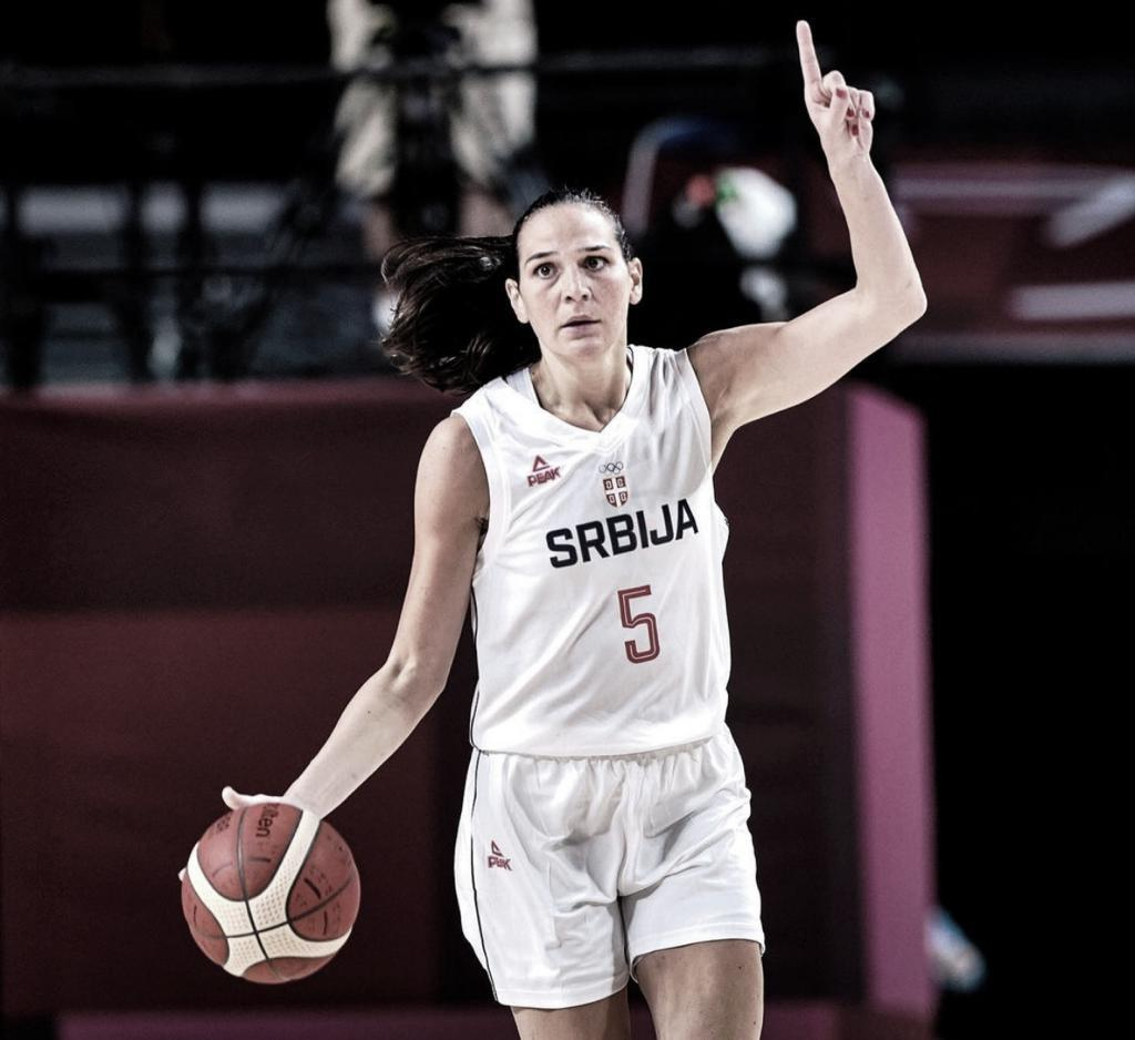 Highlights China 70-77 Serbia in Olympic Games