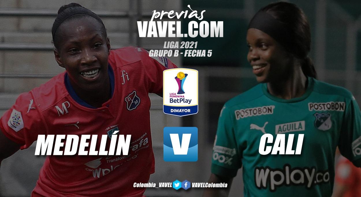 Previa Independiente Medellín vs Deportivo Cali: duelo por el liderato del grupo B