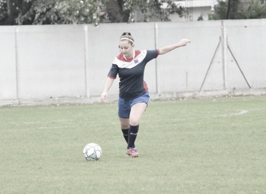 """Cata Masoli: """"Tenemos como objetivo dejar a Tigre femenino en lo más alto"""""""