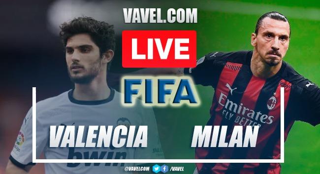 Goals and Highlights Valencia 0-0 Milan: in International friendlies  (5-3) on penalties