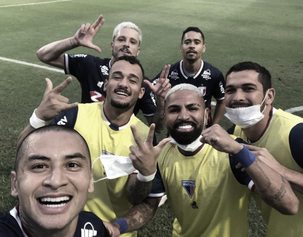 Wellington Paulista marca, Fortaleza vence CRB e avança na Copa do Brasil