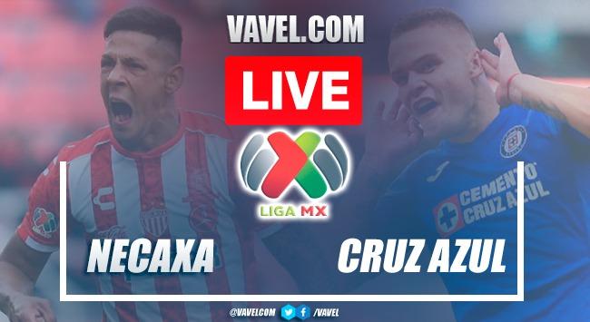 Goals and Highlights of Necaxa 1-2 Cruz Azul on matchday 3 Apertura 2021