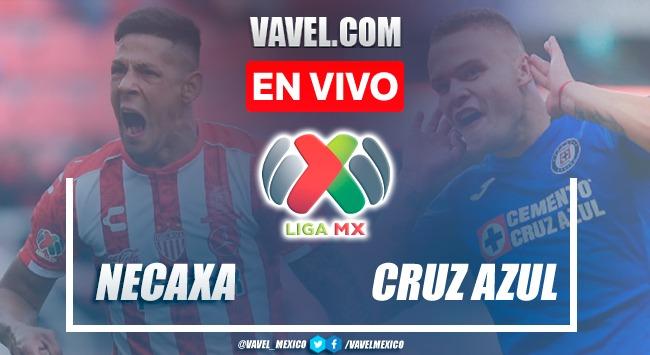 Goles y Resumen del Necaxa 1-2 Cruz Azul en la jornada 3 del Apertura 2021