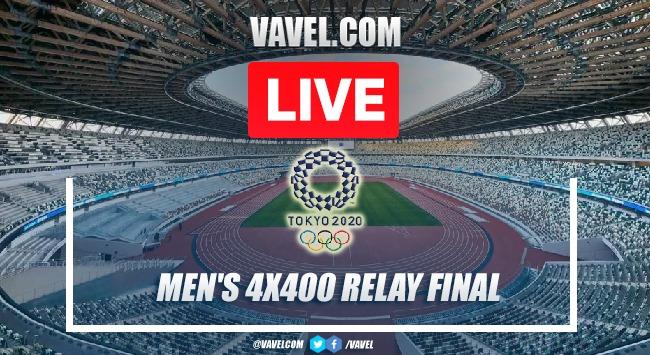 Highlights: Men's 4x400 Relay Final