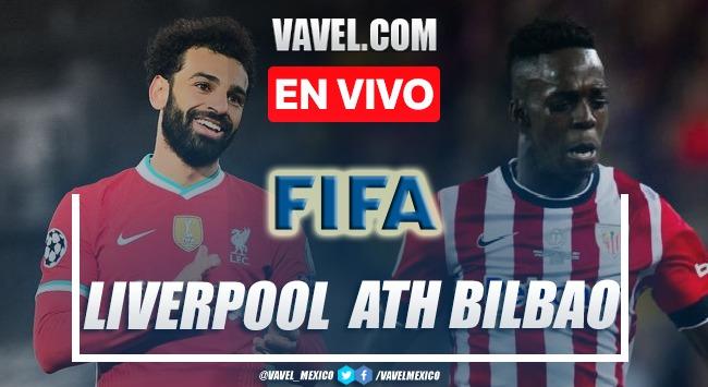 Goles y resumen Liverpool 1-1 Athletic Bilbao: en 2021 amistosos de clubes