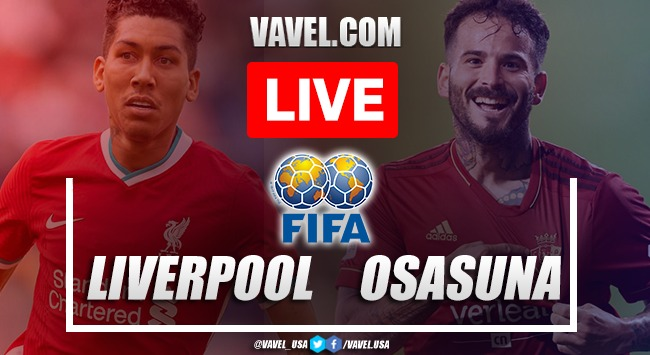 Goals and Highlights: Liverpool 3-1 Osasuna in Friendly Game 2021