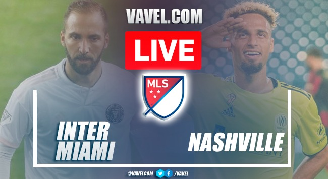 Goals and Highlights of Inter Miami 2-1 Nashville on MLS 2021