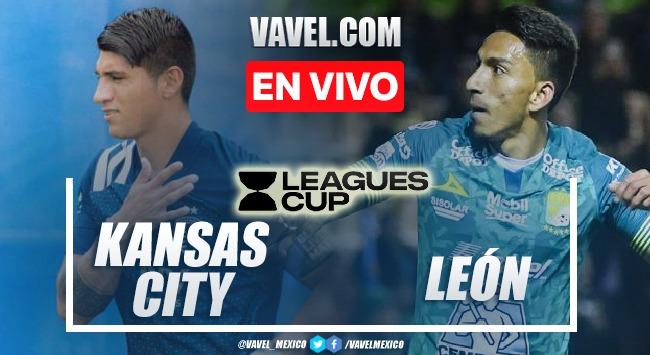 Goles y resumen del Sporting Kansas City 1-6 León en Leagues Cup 2021