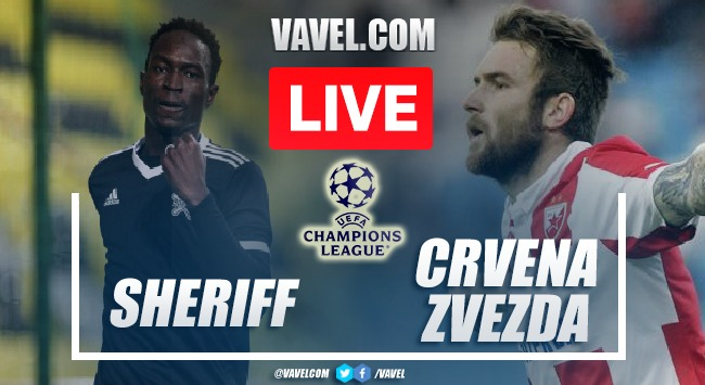 Goals and Highlights: Sheriff 1-0 Crvena Zvezda in Champions League 2021