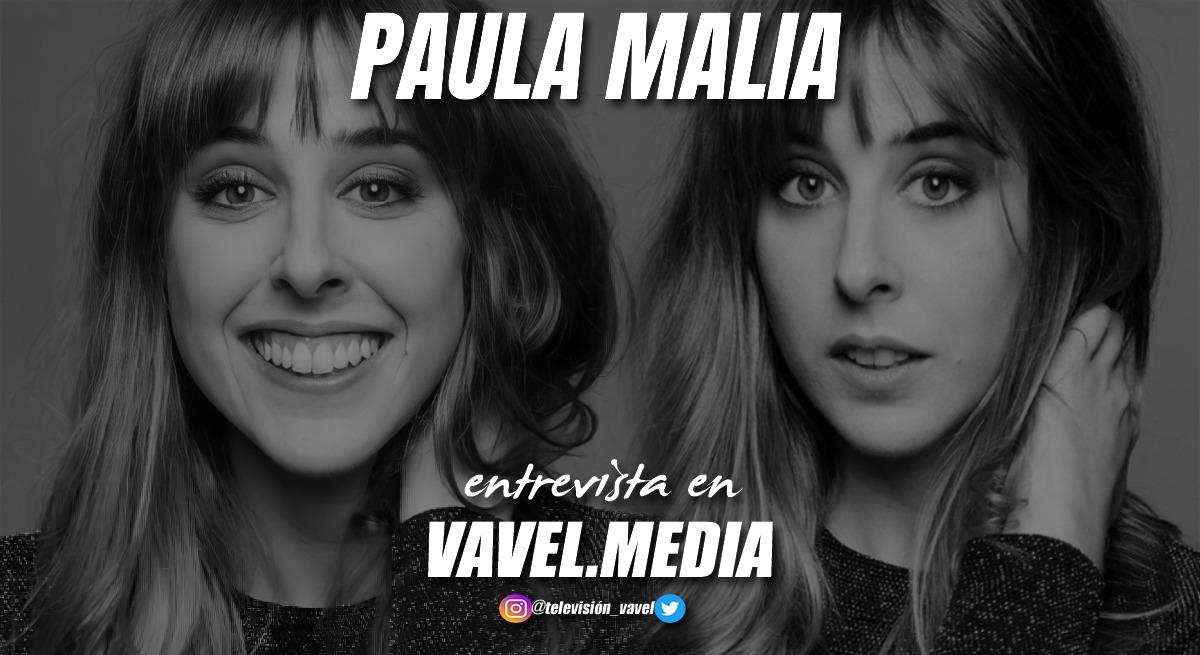 """Entrevista. Paula Malia: """"Esta segunda temporada se acerca más a los libros que la primera"""""""