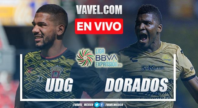 Resumen del Leones Negros 0-0 Dorados Sinaloa en Liga Expansión MX 2021