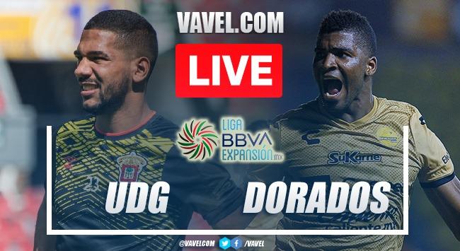 Highlights: Leones Negros 0-0 Dorados Sinaloa in Liga Expansion MX 2021