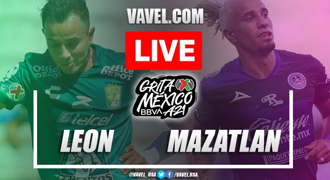 Goals and Highlights: Leon 3-0 Mazatlan in Liga MX 2021