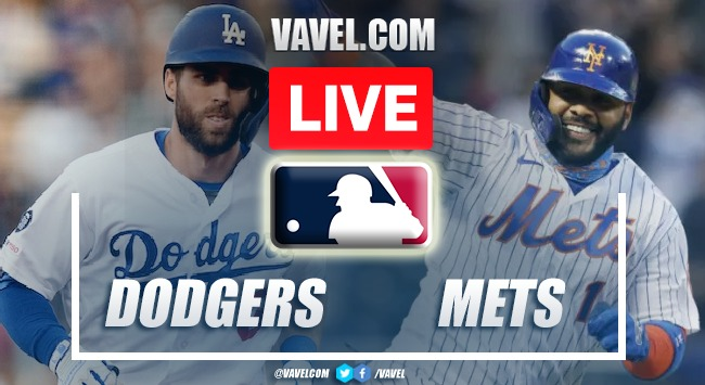 Highlights: Dodgers 4 - 3 Mets in MLB