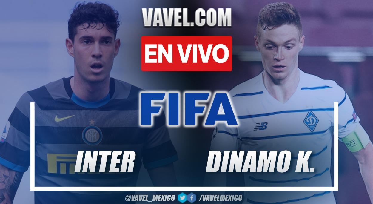 Reumen Inter vs Dinamo Kiev (3-0) Amistoso Internacional