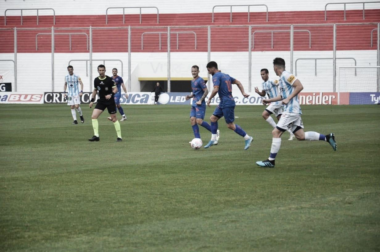 Deportivo Morón ganó 2 a 0 ante Gimnasia (J) en el Nuevo Francisco Urbano
