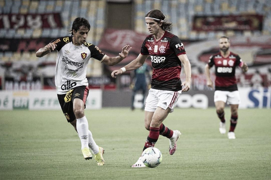 Gols e melhores momentos de Flamengo 2 x 0 Sport pelo Campeonato Brasileiro
