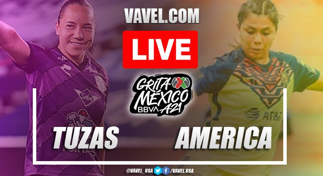 Goals and Highlights: Pachuca Femenil 0-2 America Femenil  in Liga MX Femenil 2021