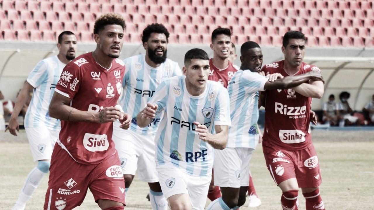 Com gol no fim, Londrina vence o Vila Nova pela Série B