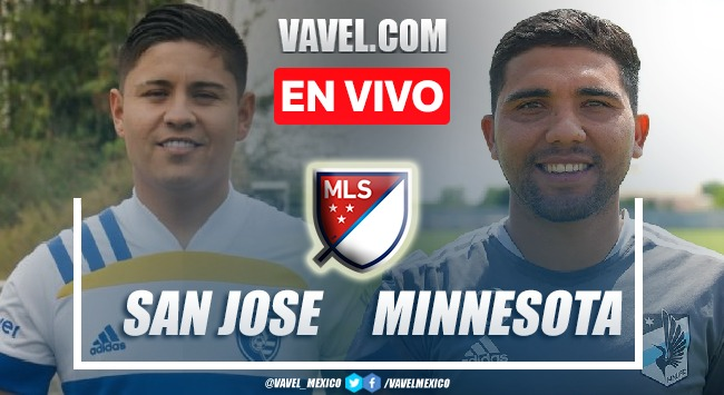 Goles y resumen del San José Earthquakes 1-1 Minnesota United en MLS 2021