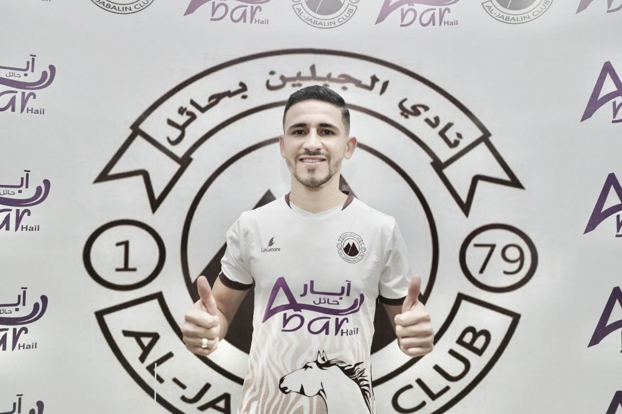 Destaque na Série D, atacante Teco troca Rio Branco-VN pelo futebol árabe