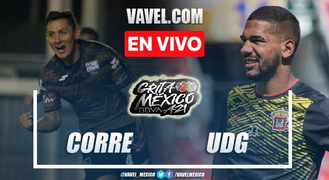 Goles y resumen del Correcaminos 2-2 Leones Negros  en Liga Expansión MX 2021
