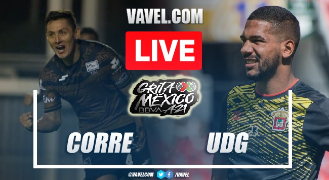 Goals and Highlights: Correcaminos 2-2 Leones Negros  in Liga Expansion MX 2021