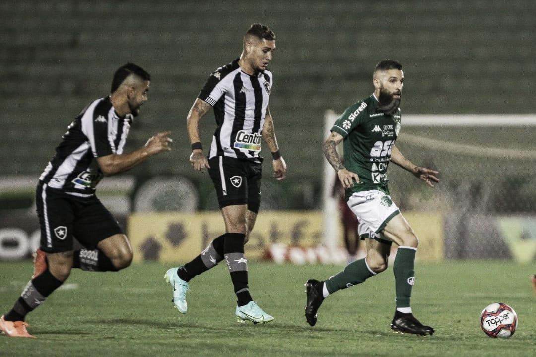 """Enderson Moreira valoriza empate do Botafogo contra Guarani: """"Não vamos vencer todas"""""""