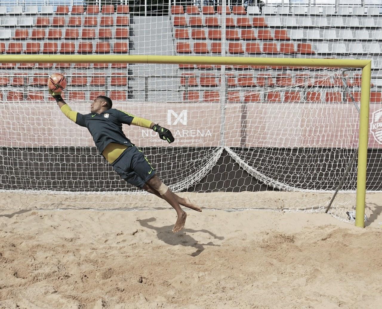 Rafa Padilha admite ansiedade para estreia e destaca preparação do Brasil para Copa do Mundo