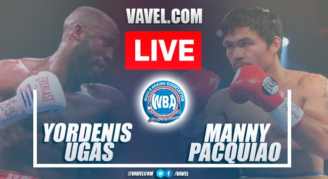 Highlights: Pacquiao vs Ugas 2021 Boxing Fight