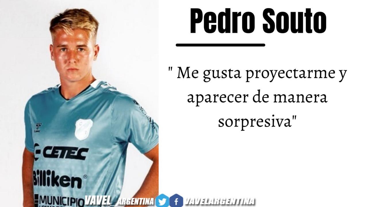 """Pedro Souto: """"Sueño con un ascenso y salir campeón"""""""