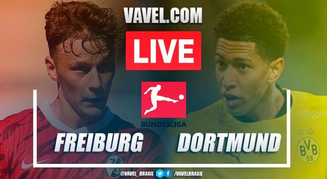 Gols e melhores momentos de Freiburg 2 x 1 Borussia Dortmund pela Bundesliga