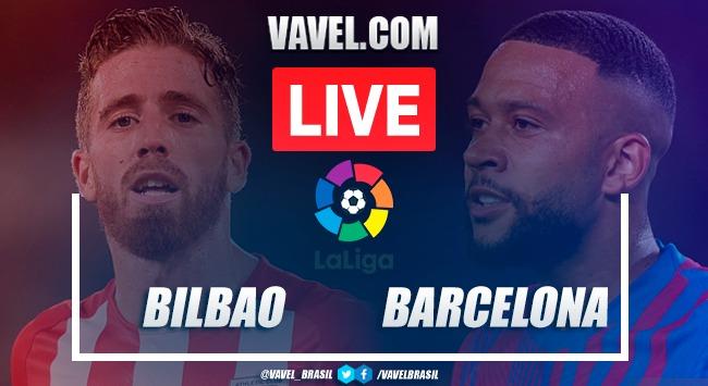 Gols e melhores momentos de Athletic Bilbao 1 x 1 Barcelona pelo Campeonato Espanhol
