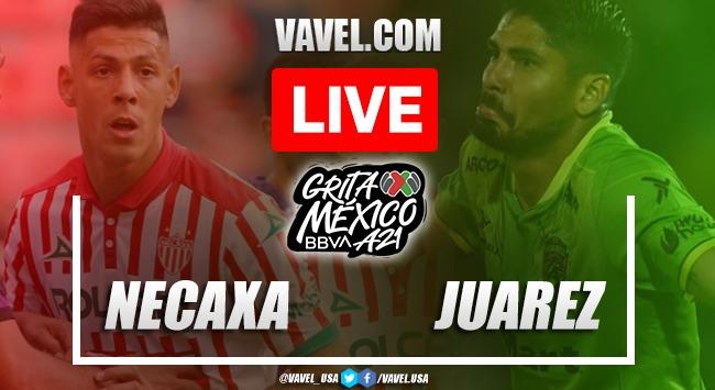 Goal and Highlights: Necaxa 1-0 FC Juarez in Liga MX 2021