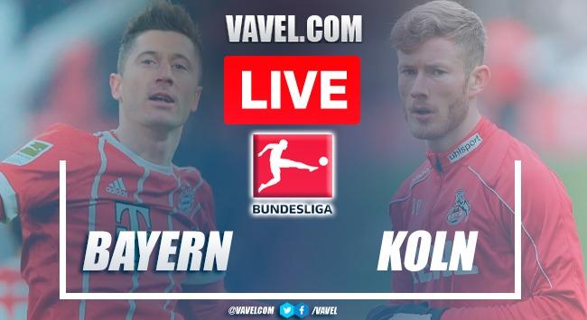 Goals and Highlights: Bayern Munich 3-2 Colonia in Bundesliga 2021