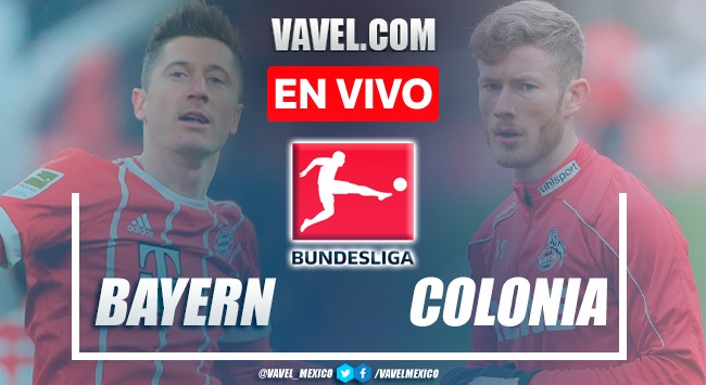 Goles y resumen del Bayern Múnich 3-2 Colonia en Bundelisga 2021