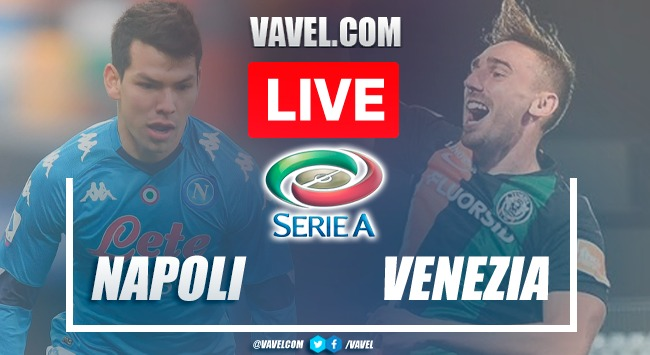 Goals and Highlights: Napoli 2-0 Venezia in Serie A 2021