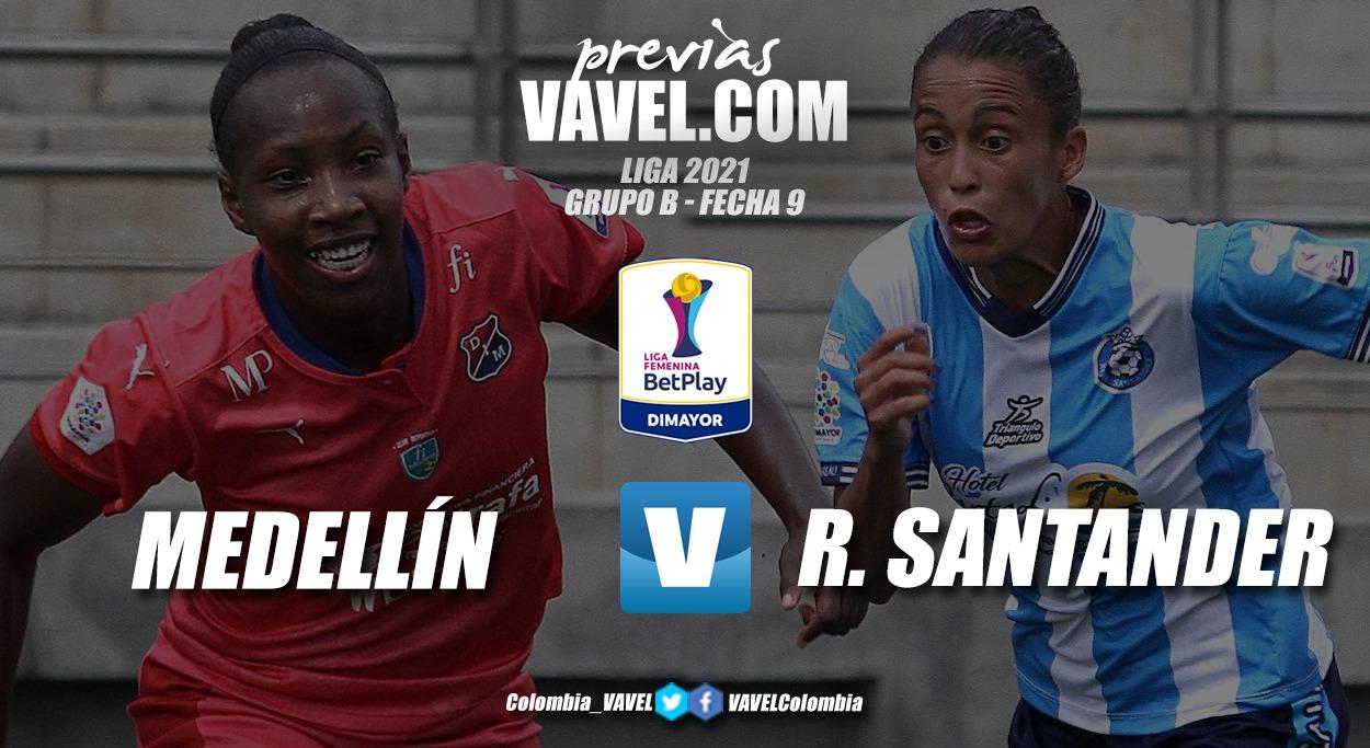 Previa Medellín vs Real Santander: se juegan las últimas cartas para el cuadro paisa