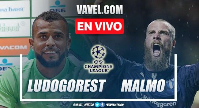 Goles y resumen del Ludogorets 2-1 Malmö FF en Champions League 2021