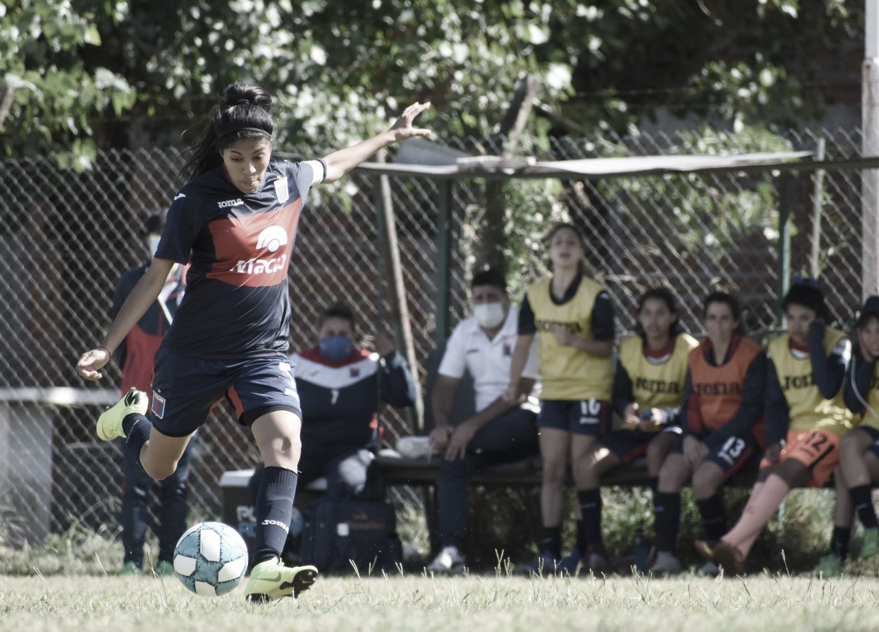 "Tati Carabajal: ""Queremos salir a ganar en todas las canchas"""