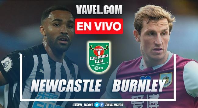 Resumen y penales del Newcastle 0(3)-(4)0 Burnley en Carabao Cup 2021