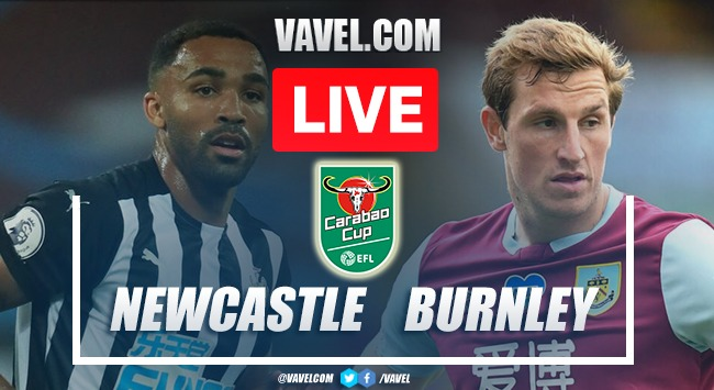 Highlights and penalties: Newcastle 0(3)-(4)0 Burnley in 2021 Carabao Cup