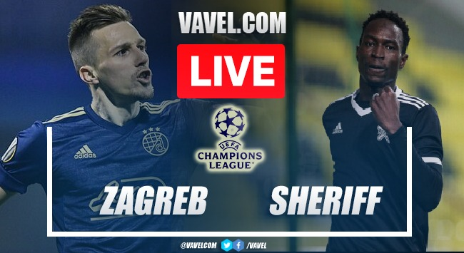Highlights: Dinamo Zagreb 0-0 Sheriff in Champions League 2021