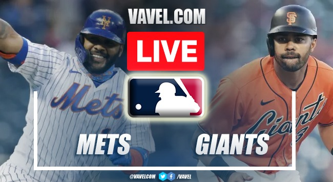 Highlights: Mets 2-3 Giants in MLB 2021