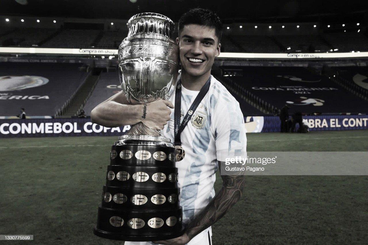 ¡Correa se viste de Nerazzurri!