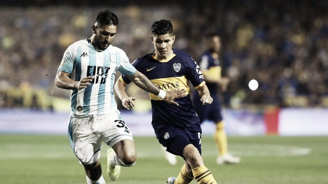 Racing quiere volver al triunfo en el clásico frente a Boca